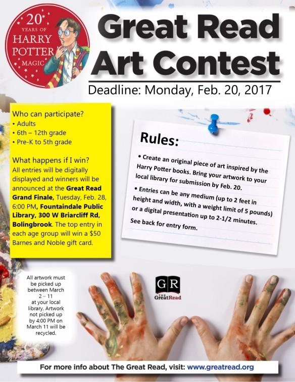 art-contest-flyer