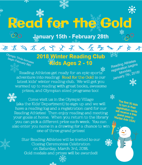 read for the gold flyer pic