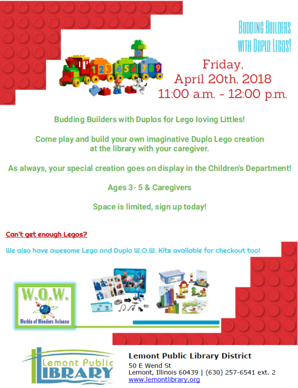 April Budding Builders with Duplos 4_18_18