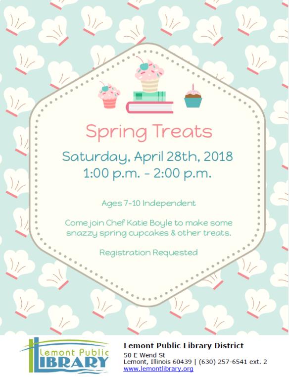 April Spring Treats 4_28_18