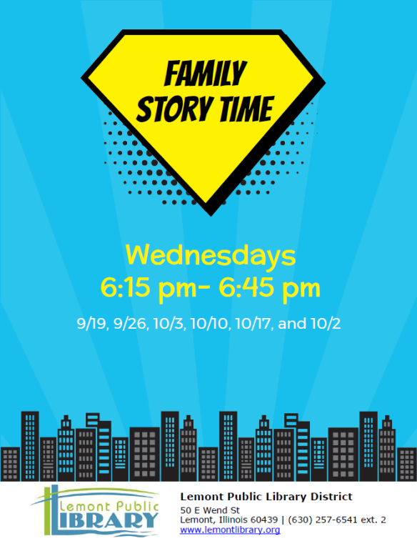 family wednesday PM
