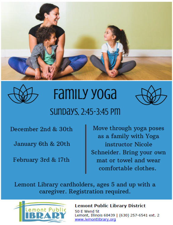 Winter Family Yoga