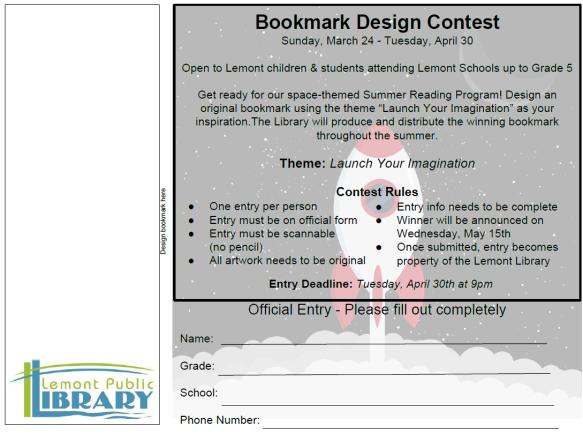 3_24 thru 4_30 bookmark design contest