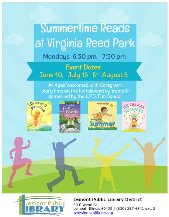 Summertime Reads