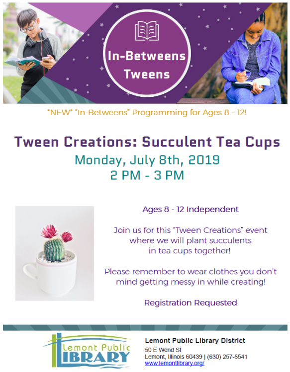 7_8_19 Tween Tea Cups