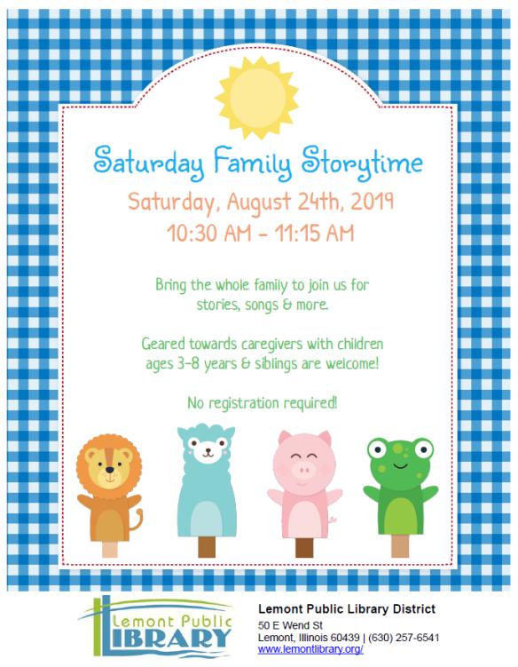 8_24_19 saturday family storytime